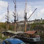 Tall Ship Kaskelot (StreetView)