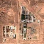 Oil plant in Añelo