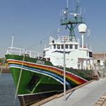 Greenpeace ship 'Sirius' (StreetView)