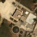 Qaddafi's residence