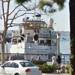 Lord Hornblower charter yacht