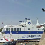 Aerofaergerne A/S ferry M/F Marstal