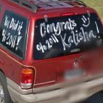 Congrats Kalisha! :D