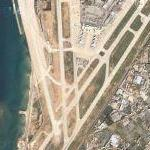 Beirut Airport (Google Maps)