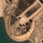 Iraq resort near Ramadi (Google Maps)