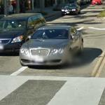 Bentley Continental GT (StreetView)