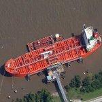 Tanker 'Mattheos 1' (Google Maps)