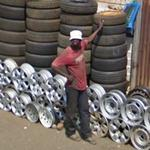 Wheels and tires for sale (StreetView)