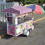 Ice cream for sale