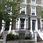 photo: house/residence of cool enigmatic mysterious  16 million earning London, England, United Kingdom-resident