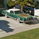 American car (type?) (StreetView)
