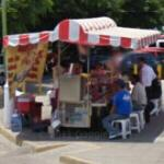 Portable restaurant (StreetView)