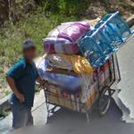 Small mobile shop