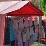 Dresses for sale (StreetView)