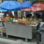 Fruit stand (StreetView)