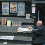 Art for sale / Artist at work (StreetView)
