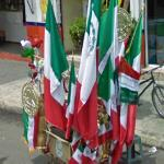Mexican flags for sale