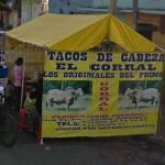 Tacos de Cabeza El Corral