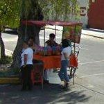 Drink stand (StreetView)