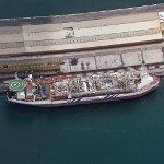 Tanker 'Glas Dowr' (Google Maps)
