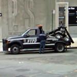 NYPD Tow Truck (StreetView)