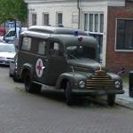 1955 Ford Rhein Ambulance