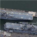 USS Iwo Jima (LHD-7) & USS Kearsarge (LHD-3)