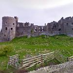 Carew Castle (StreetView)