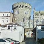 Dublin Castle, Record Tower (StreetView)