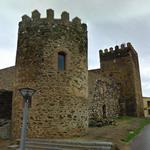Castillo palacio de Orellana la Vieja