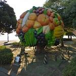 'Fruits Tree' by Choi Jeong Hwa