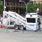 NYPD Mobile Surveillance Tower