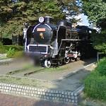 Japan National Railways Steam Locomotive C59-161