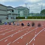 100 metres