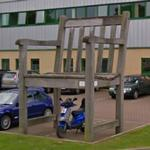 Giant Chair (StreetView)