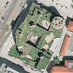 The Green Citadel of Magdeburg (Google Maps)