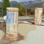 Giant Wine Corks