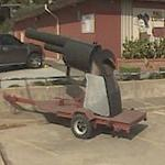 Big gun Bar-B-Q pit (StreetView)