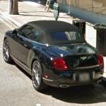 Bentley GTC Speed (StreetView)