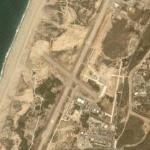 Palmachim Air Base (Google Maps)