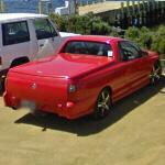 Holden Ute (StreetView)