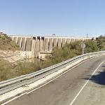 Jose María de Oriol Dam (Alcantara Dam)