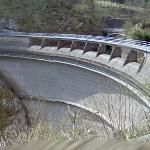Ponte Racli Dam