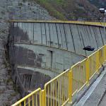 Lake of Caselve Dam (StreetView)