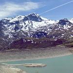 Lac du Mont Cenis Dam