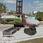 Water Demon and White Knuckle (StreetView)