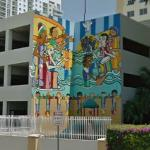 Miami wall art