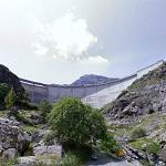 Les Gloriettes Dam