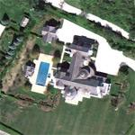 Jennifer Lopez' house (Google Maps)