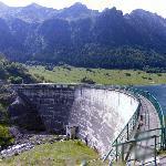 Lac du Tech Dam